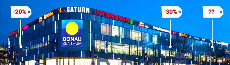 Donau Zentrum in Vienna